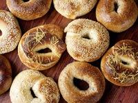 Thưởng thức món bánh vòng Gagel trứ danh tại Mỹ