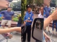 Giám đốc Bệnh viện Nhi Trung ương xin lỗi về vụ bảo vệ chặn xe cứu thương