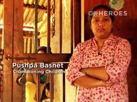 Pushpa Basnet - Người mẹ cưu mang hơn... 40 đứa con