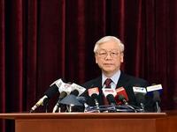 Toàn văn phát biểu bế mạc Hội nghị lần thứ 14 Ban Chấp hành TƯ Đảng