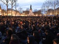 Biểu tình phản đối dự luật lao động mới tại Pháp