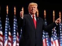 Tỷ phú Donald Trump khiêm tốn khi nhận đề cử của Đảng Cộng hòa