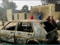 Boko Haram thiêu sống trẻ em, giết hại hàng chục người