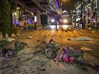 Thái Lan: Đánh bom ở miền Nam, nhiều người bị thương