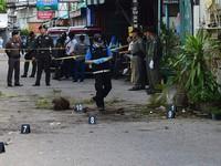 Điều tra loạt vụ đánh bom tại miền Nam Thái Lan