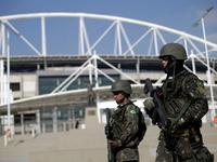 Brazil tăng cường an ninh sân bay