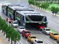 Trung Quốc giới thiệu xe bus chở được 1.400 khách