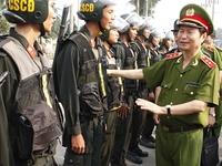 TP.HCM huy động thêm cảnh sát cơ động để trấn áp tội phạm