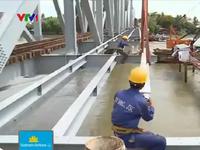 Ngày 2/7, khánh thành cầu Ghềnh mới bắc qua sông Đồng Nai