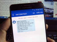 Chặn đứng 120.000 thuê bao phát tán tin nhắn rác dịp Tết Bính Thân