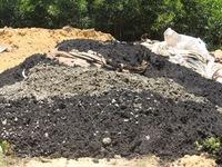 Vụ chôn lấp chất thải của Formosa tại Hà Tĩnh: Bộ TN&MT tiến hành lấy mẫu kiểm nghiệm