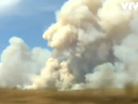 Canada ra lệnh di tản bắt buộc do cháy rừng lan rộng