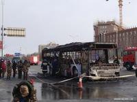 Cháy xe bus tại Trung Quốc, ít nhất 44 người thương vong