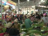 Đà Nẵng: Giá thực phẩm Tết tăng