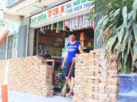 TP.HCM xem xét giảm cao độ đường Kinh Dương Vương 25cm