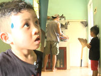 Bố ơi! Mình đi đâu thế? 3: Phạm Anh Khoa nghiêm khắc phạt con vì tội đánh bạn gái