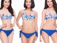 Hoa hậu Việt Nam 2016: Top 32 miền Bắc khoe thân hình bikini nóng bỏng
