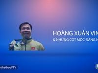 Video Infographic: Hoàng Xuân Vinh và những cột mốc đáng nhớ