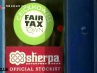 Thị trấn nói không với trốn thuế ở Vương quốc Anh