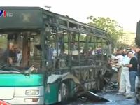Israel điều tra thủ phạm đánh bom xe khiến 21 người bị thương