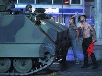 Kinh tế Thổ Nhĩ Kỳ thiệt hại 100 tỷ USD do đảo chính