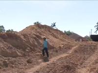 Đơn vị thi công dùng đất kém chất lượng làm nền cao tốc Đà Nẵng - Quãng Ngãi