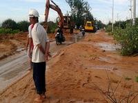Đình chỉ toàn bộ hoạt động khai thác quặng titan ở Nam Suối Nhum