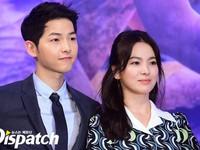 Song Joong Ki: 30 năm nữa vẫn muốn diễn cùng Song Hye Kyo!