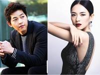 Song Joong Ki kết đôi với Chương Tử Di