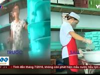 Bếp ăn tập thể - Mối lo ngại của nhiều công nhân