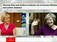 Nước Anh với viễn cảnh bà đầm thép thứ 2