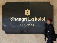 Đối thoại Shangri-La 2016 chính thức khai mạc