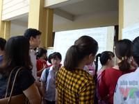 Ngày mai (13/8), nhiều trường dự kiến công bố điểm chuẩn