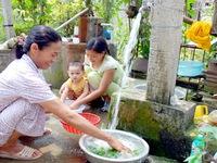 Cuối năm nay, 100 người dân TP.HCM có nước sạch