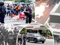 Bóng ma IS bao trùm Đông Nam Á sau vụ khủng bố ở Indonesia