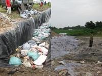 Cấp thẻ BHYT miễn phí cho người dân quanh bãi rác Đông Thạnh