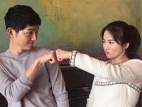 """Song Hye Kyo """"hẹn hò"""" với Song Joong Ki tại Trung Quốc"""