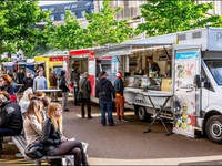 Lễ hội xe bán đồ ăn di động lớn nhất thế giới tại Bỉ