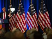 Ông Donald Trump: Hillary Clinton không phải là đối thủ của IS