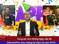 VTV3 tung MV mừng sinh nhật có một không hai