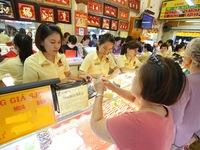 Giá vàng biến động mạnh, NHNN khuyên người dân thận trọng khi mua, bán