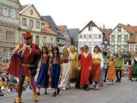 Thành phố theo phong cách truyện cổ tích Grim tại Đức