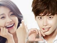 Lee Jong Suk kết đôi với đàn chị Han Hyo Joo?