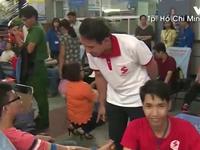 Hành trình Đỏ tiếp nhận gần 2.500 đơn vị máu tại nhiều tỉnh thành