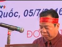 """Lễ xuất quân """"Hành trình Đỏ 2016"""" tại huyện đảo Phú Quốc"""