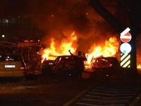 Đánh bom xe tại Thổ Nhĩ Kỳ, 159 người thương vong