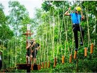 Trải nghiệm du lịch mạo hiểm với Highwire và Zipline ở Huế