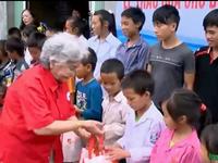 Hơn 100 triệu đồng hỗ trợ đồng bào nghèo tại Cao Bằng