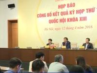 Kỳ họp thứ 11 Quốc hội khóa XIII: Hoàn thành nhiều nội dung quan trọng