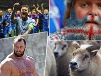 Những câu chuyện khó tin về ĐT Iceland